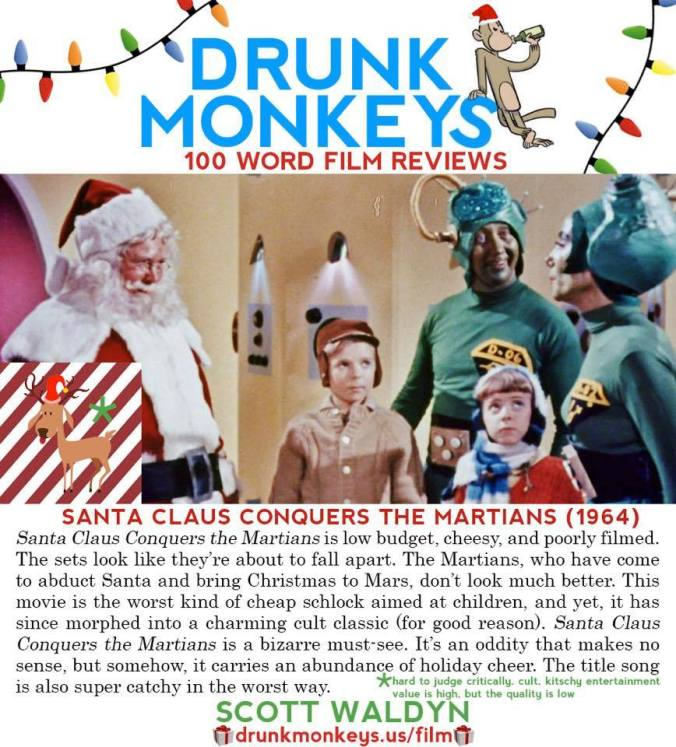 Santa Claus Conquers the Martians Review